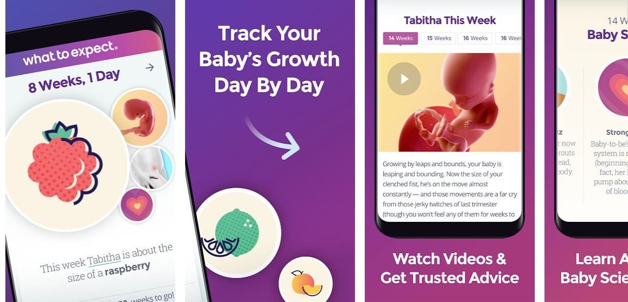 Best Pregnancy Trackers