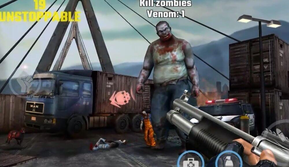 download Dead Target Zombie Mod Apk