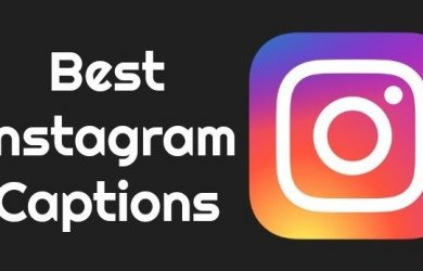 best instagram captions 20189