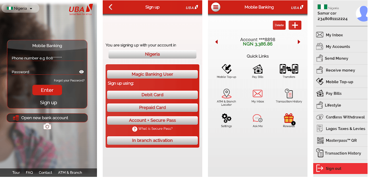 How to Download the UBA Mobile App