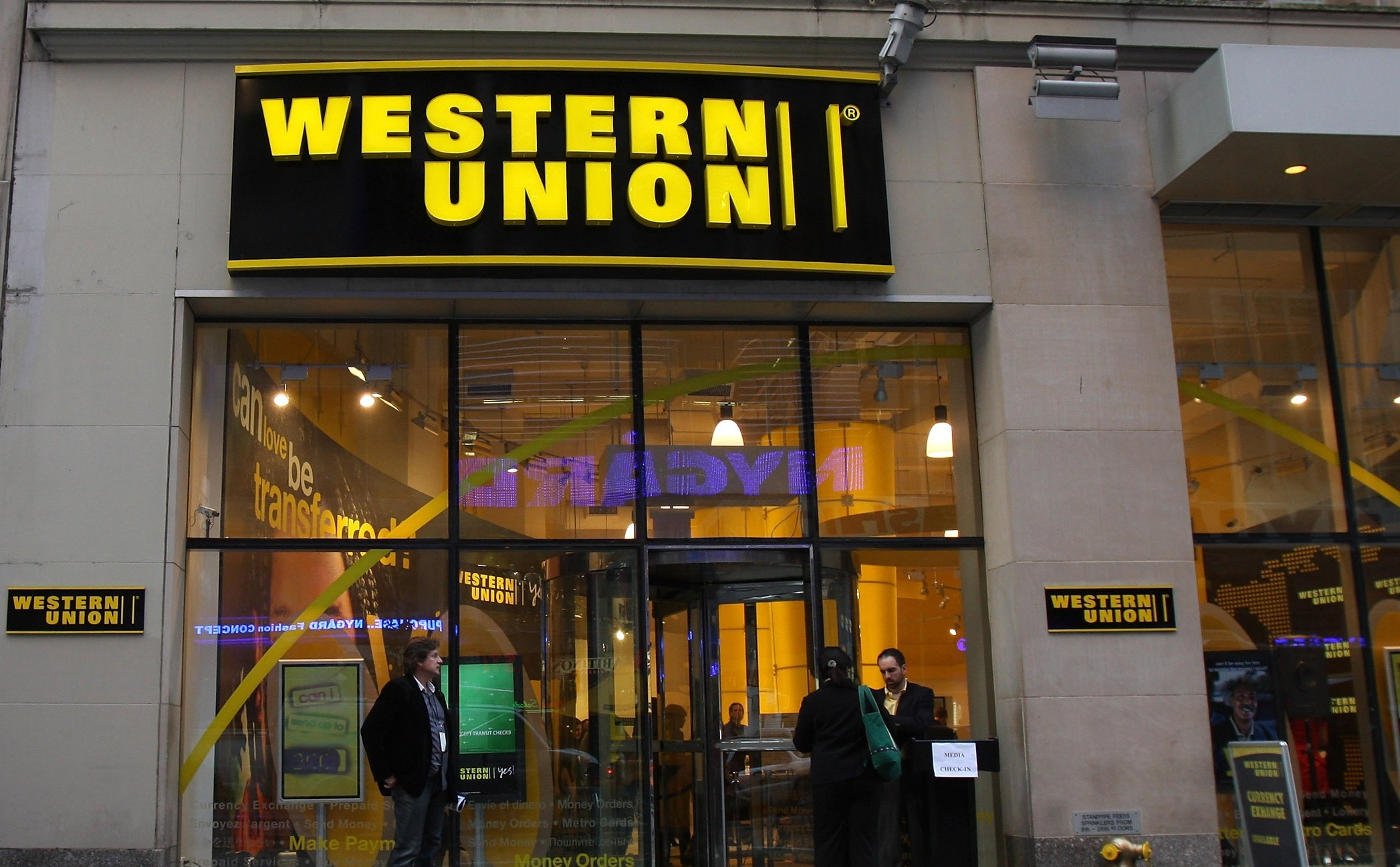 Western Union Dollar to Naira exchange rate