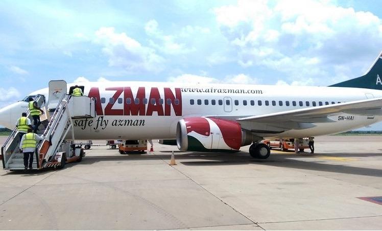 Azman Air Booking