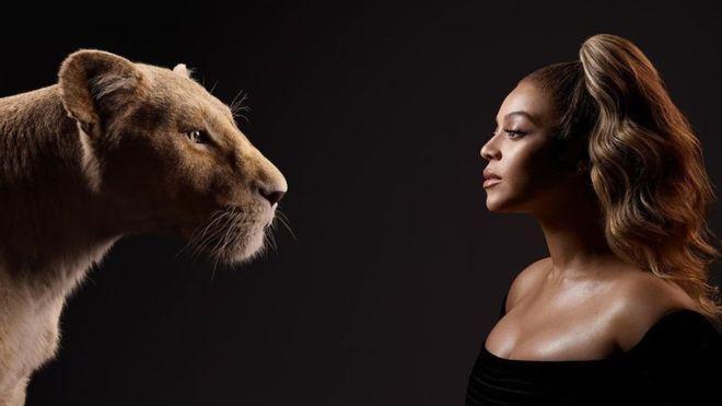 Beyoncé's 'Lion King