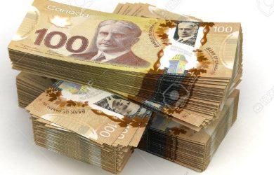 Canadian Dollar Naira exchange rate