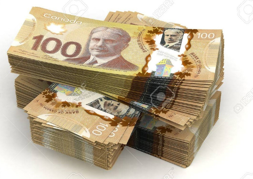Canadian Dollar Naira exchange rate