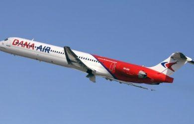 Dana Air Online Booking