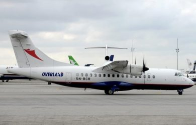 Overland Airways Online Booking