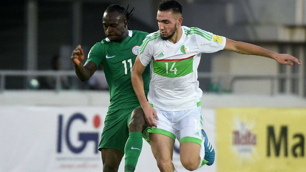 Algeria vs Nigeria Live Stream, Head to Head and how to watch Live for Free 1