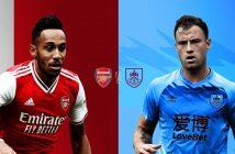 Arsenal vs Burnley FC Premier League Game