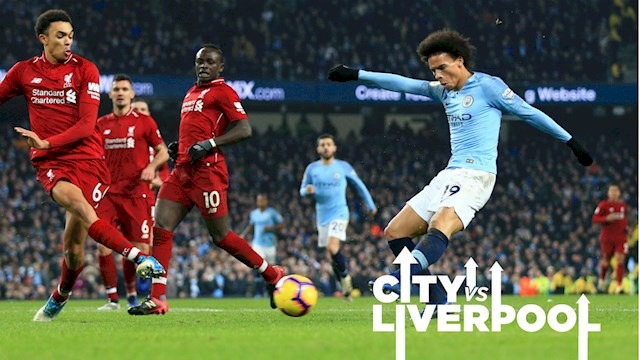 watch Manchester City VS Liverpool