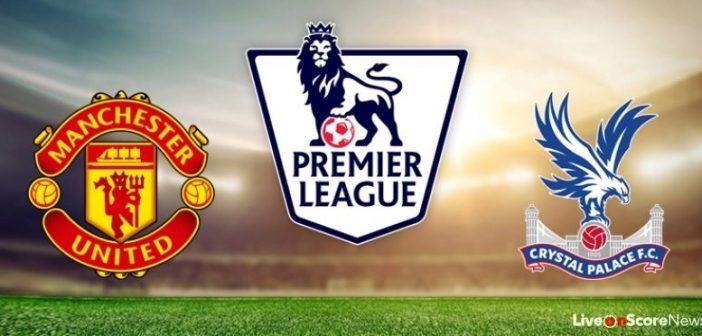 Manchester United vs. Crystal Palace Premier League live