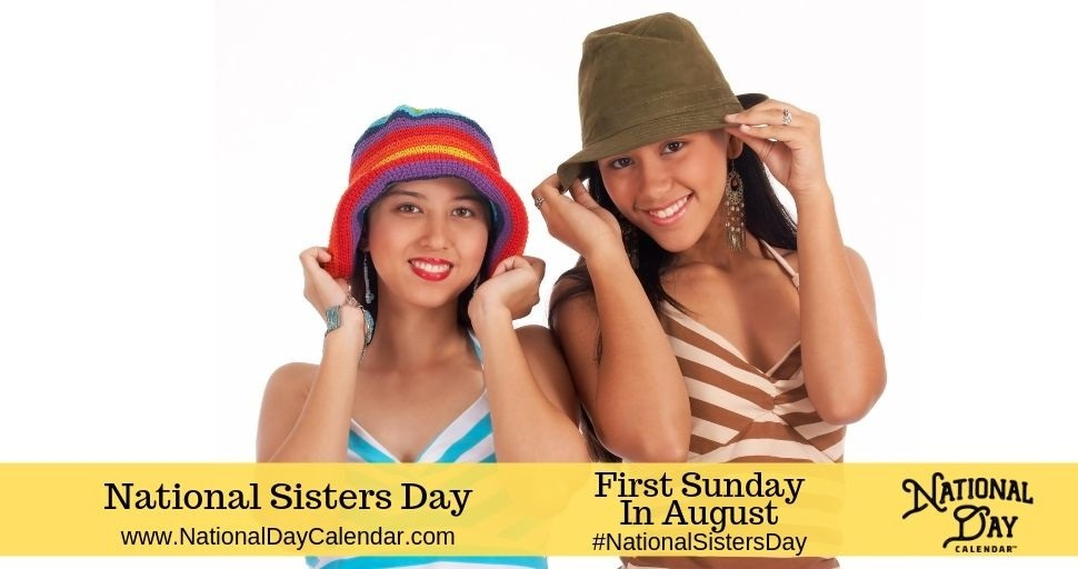 National Sisters Day 2019