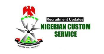 Nigeria Immigration Service Recruitment 2019