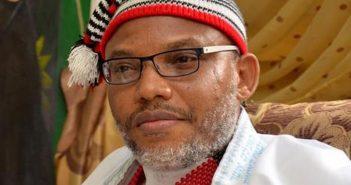How Nnamdi Kanu Supporters Attack Sen. Ike Ekweremadu in Germany (VIDEO) 1