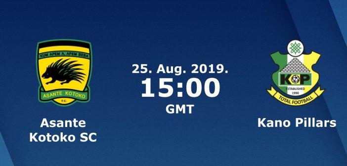watch the Ashanti Kotoko vs. Kano Pillars CAF Champions League live