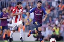 watch the Athletic Bilbao vs Barcelona FC Liga game Live