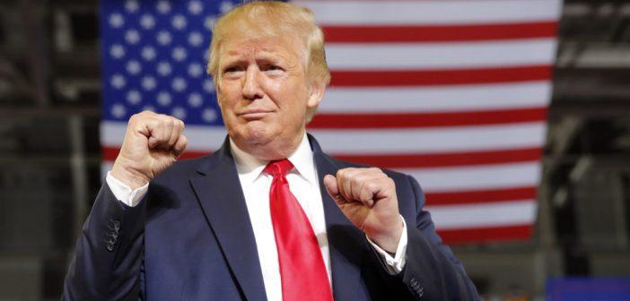 Donald Trump threatens to destroy Turkey Economy 2