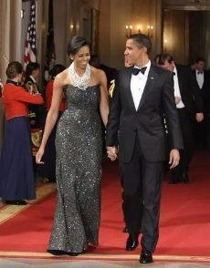 Michelle Obama height