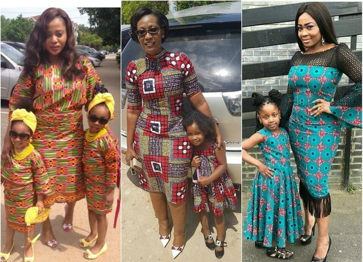Mother Daughter Ankara