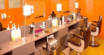 Start a Barbing Salon Business in Nigeria