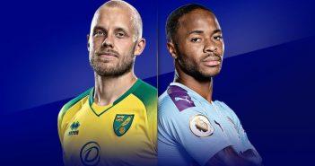 Watch Norwich City vs Manchester City