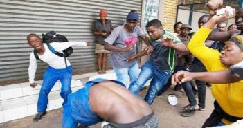 Xenophobic Attack in South