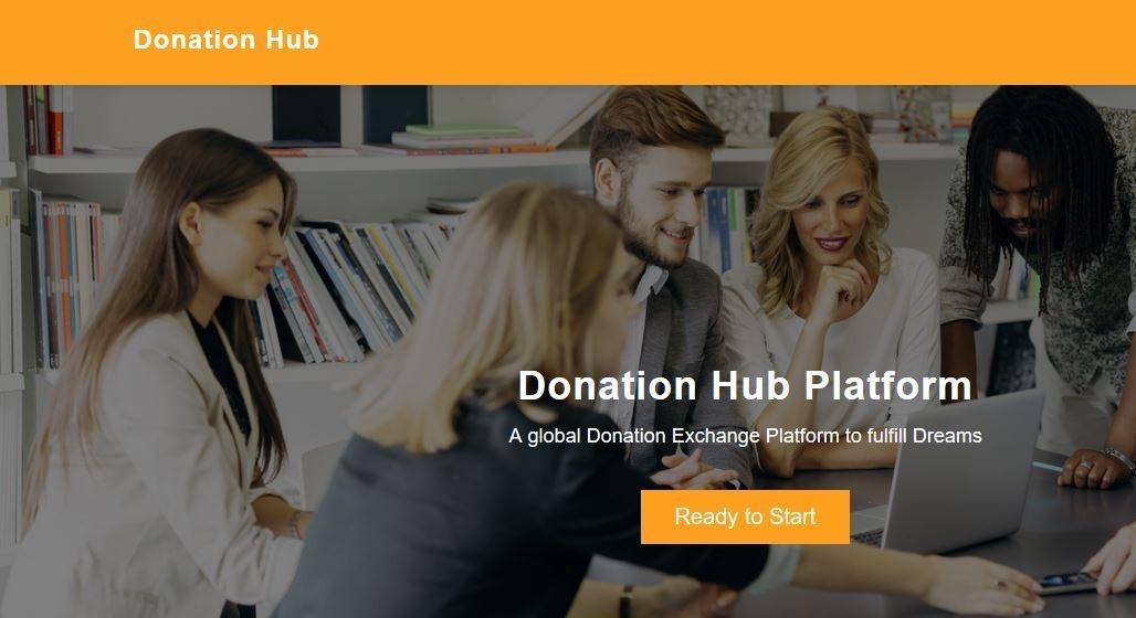 donation hub
