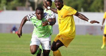 Nigeria vs Togo