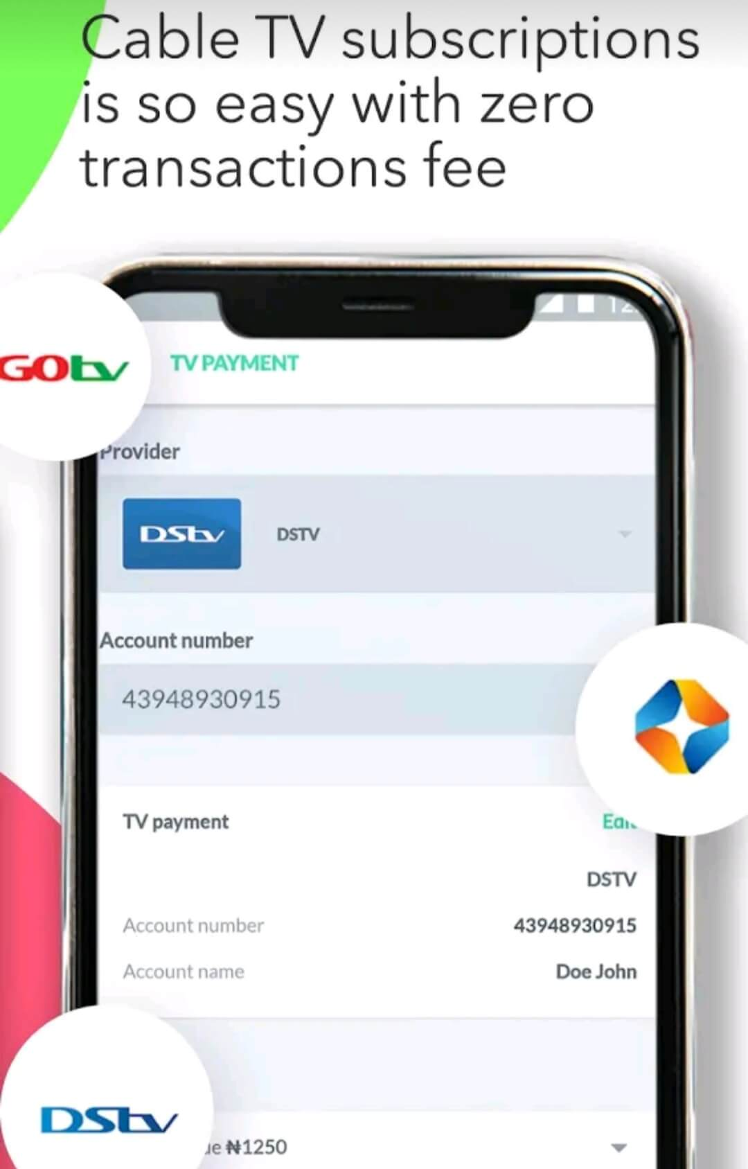 Features of the OPay Mobile App