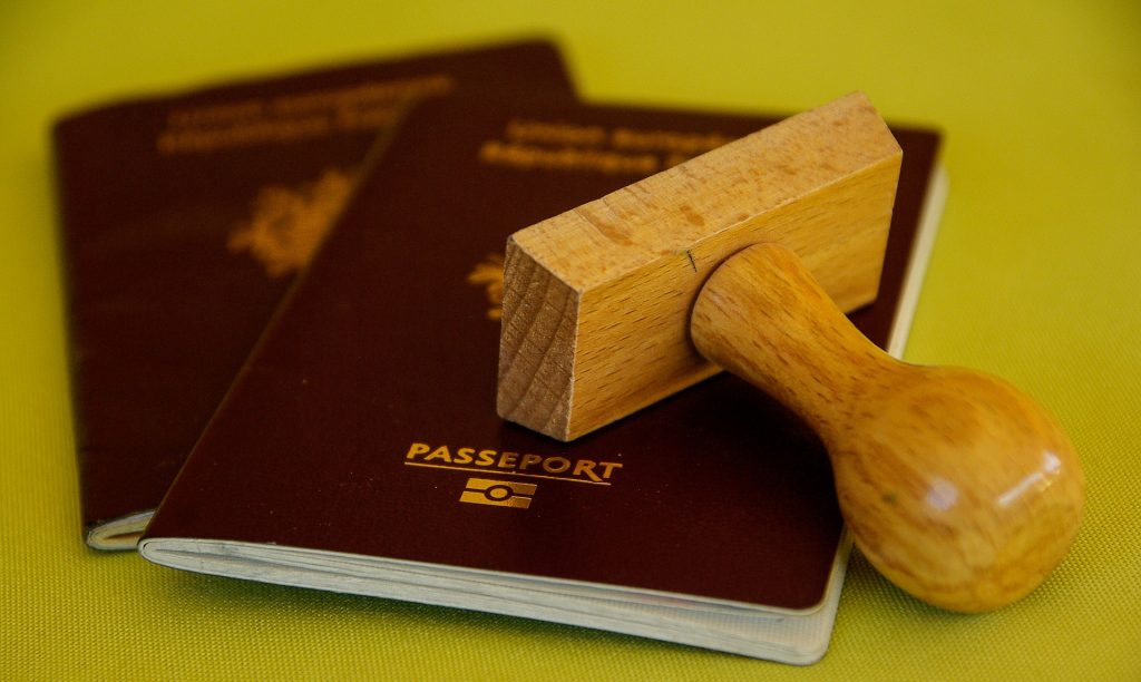 powerful passport in africa